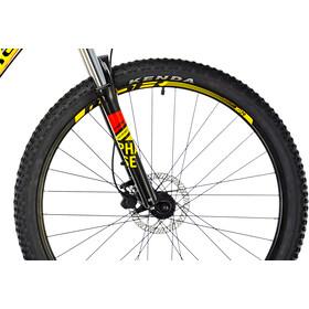 Mondraker Phase S 29 etujousitettu maastopyörä , keltainen